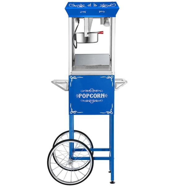 Great Northern Foundation 8 oz. Popcorn Machine & Cart HWD630247