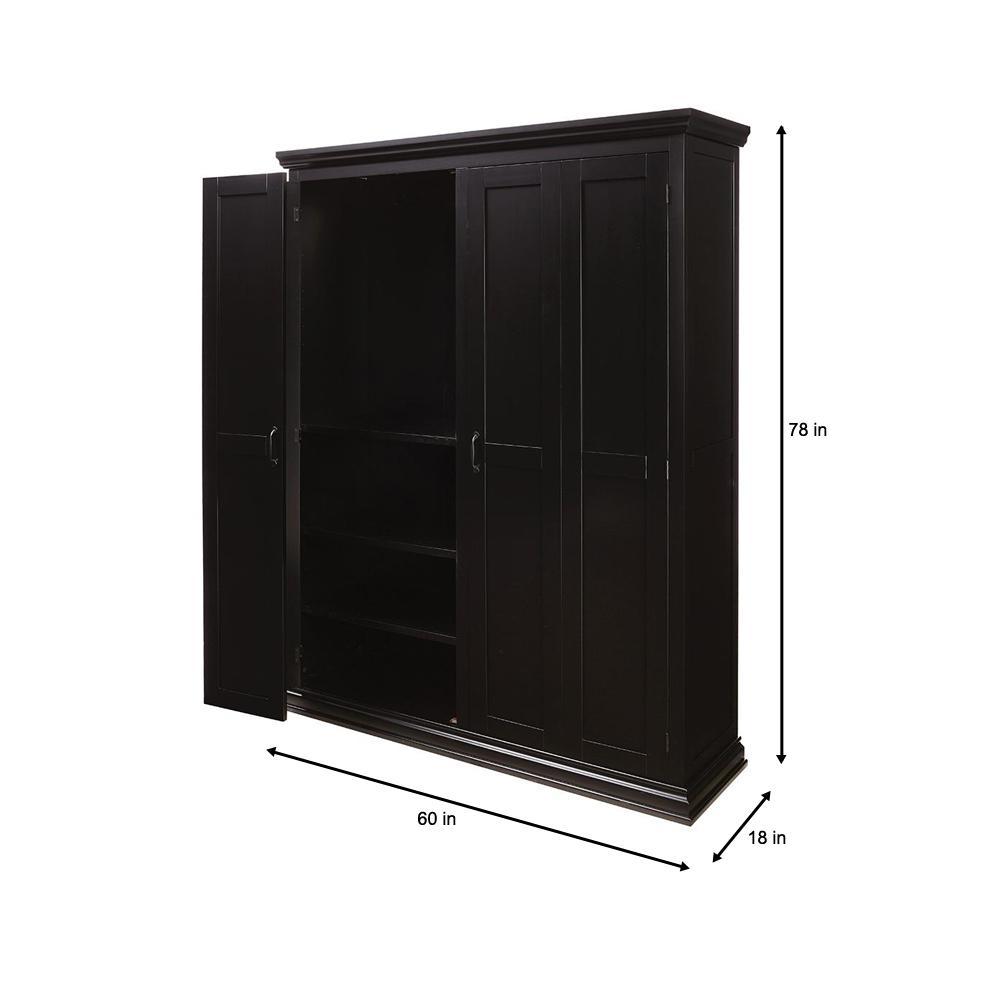 Sawyer Solid Black Hall Tree Storage Locker 599 40 At Homedepot Com Was 1248 75 Online Hot Deals Gottadeal Forums