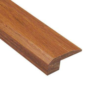 Strand Woven Harvest 5/8 in. Thick x 1-7/8 in. Wide x 47 in. Length Bamboo Carpet Reducer Molding