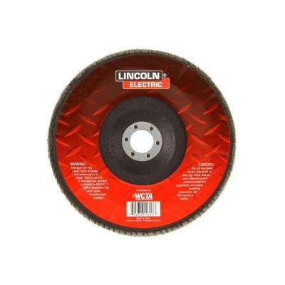 4-1/2 in. 60-Grit Flap Disc