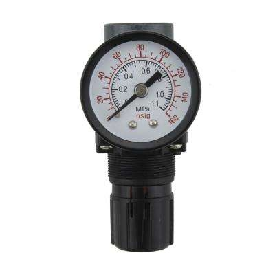 1/4 in. NPT Mini FRL Air Regulator