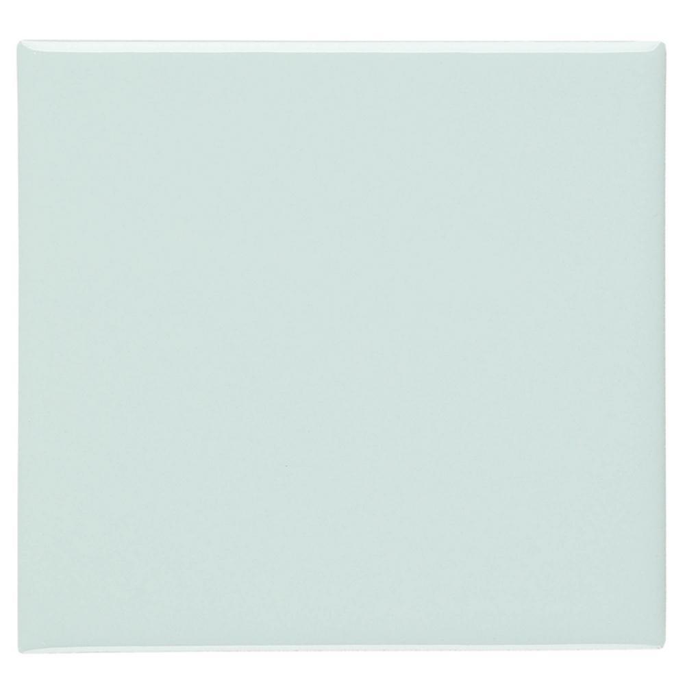 Daltile Restore Cool Mint 4-1/4 in. x 4-1/4 in. Glazed Ceramic Wall Tile (12.5 sq. ft. / case)