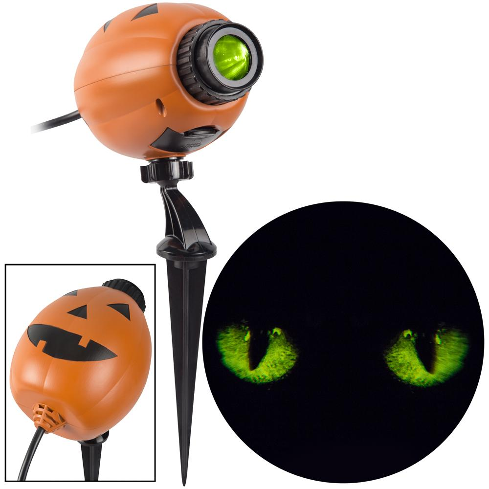 LightShow LightShow Halloween Eye Screams-Blinking Cat Eyes Projection (FireFly)