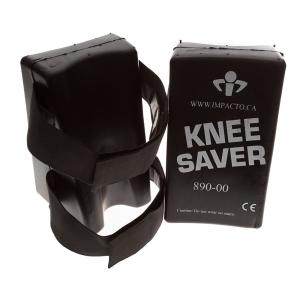 Black Knee Saver Knee Pads