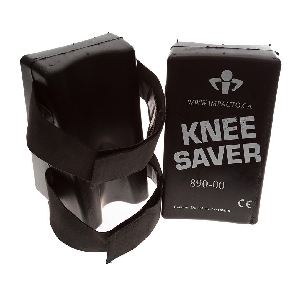 Black Knee Saver Knee Pads