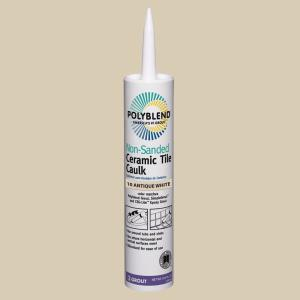 Custom Building Products Polyblend 10 Antique White 10 5