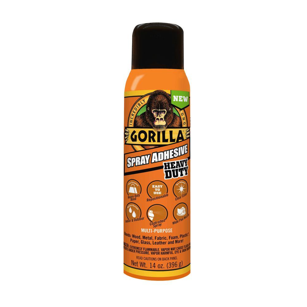Gorilla 14 oz. Spray Adhesive