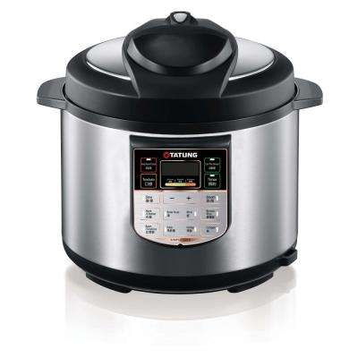 5 Qt. Electric Pressure Cooker
