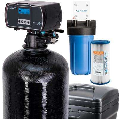 Harmony 48,000 Grain Fine Mesh Water Softener with Pleated Sediment Pre-Filter