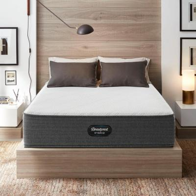Hybrid BRX1000-C 13 in. King Plush Mattress