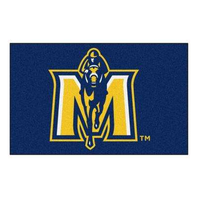 NCAA Murray State University Blue 5 ft. x 8 ft. Area Rug