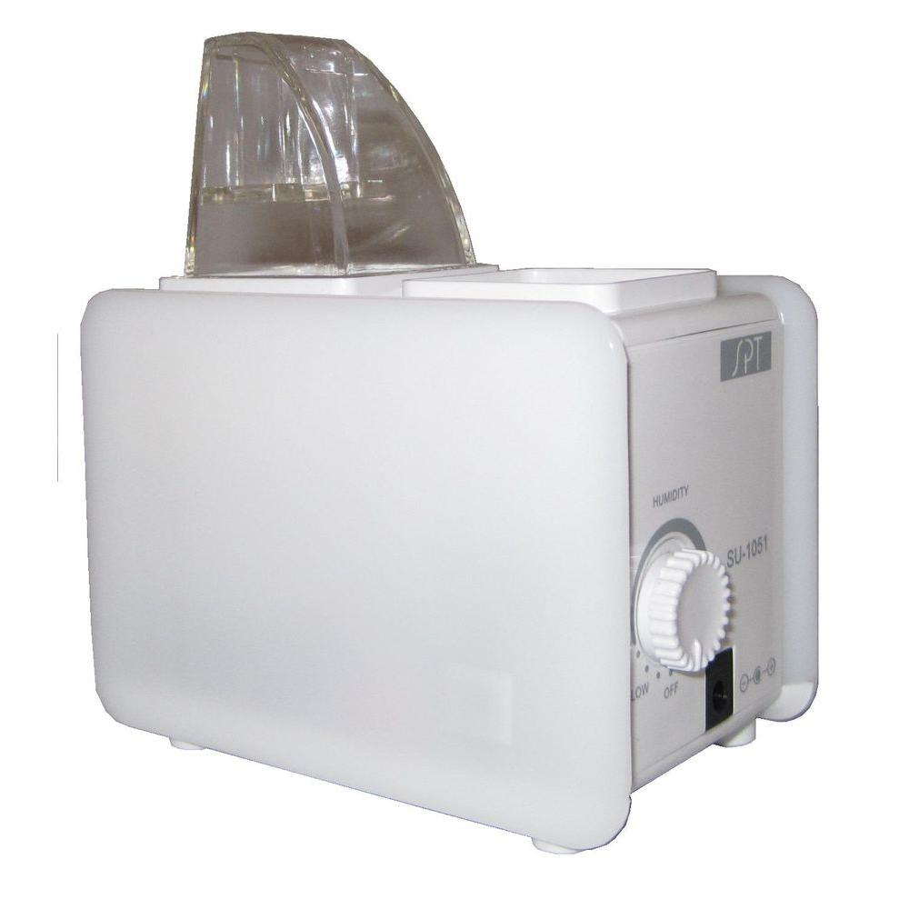 Spt Portable Humidifier White Su 1051w The Home Depot