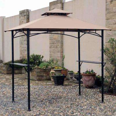 Replacement Canopy set for HB-Tiki Grill Gazebo