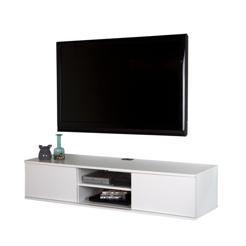 Agora Pure White Media Storage