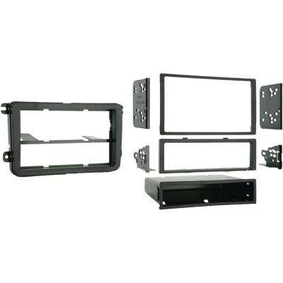 2005 and Up Volkswagen Single or Double DIN Installation Multi Kit