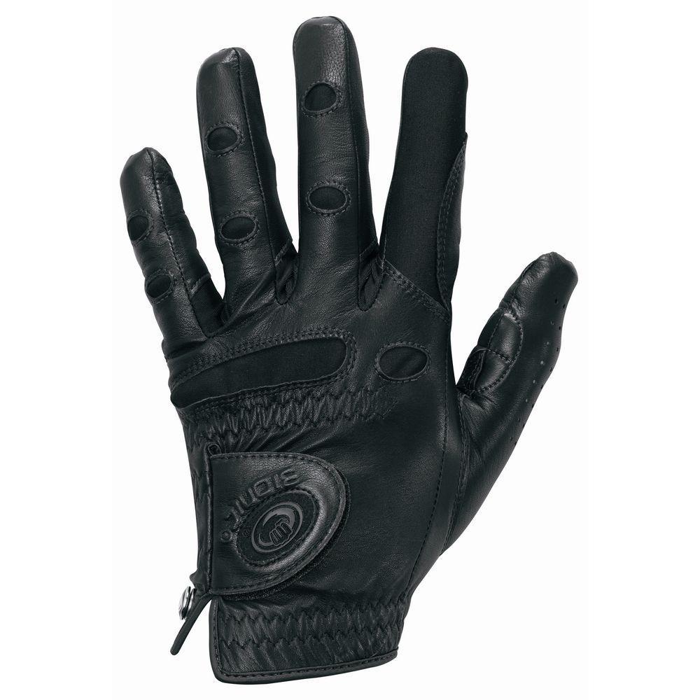 Bionic Glove StableGrip Golf Glove, Black Men's Right Medium Large
