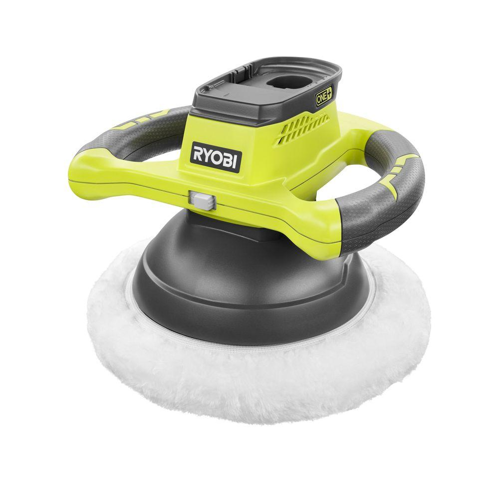 Ryobi 18-Volt One+ 10 in. Orbital Buffer (Tool-Only)