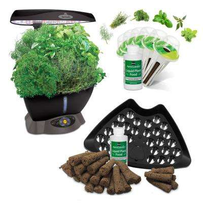 AeroGarden Classic 6 Smart Garden plus BONUS Seed Starting System