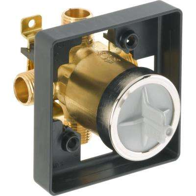 MultiChoice Universal Tub And Shower Valve Body Rough In Kit