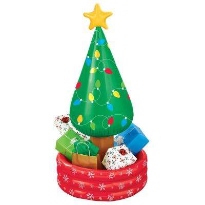 55.5 in. Inflatable Christmas Tree
