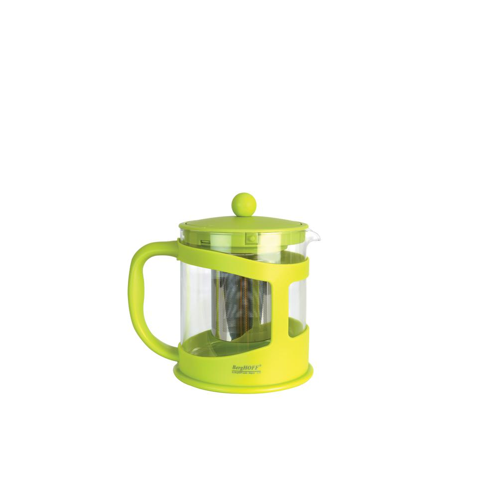 BergHOFF Studio 4.24-Cup Lime Green Tea Maker-1106842 - The Home Depot