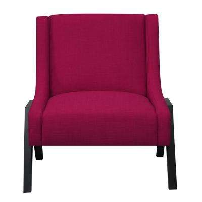 Langley Berry Accent Chair