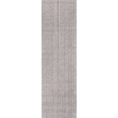 Washington Brown 2 ft. 3 in. x 8 ft. Runner