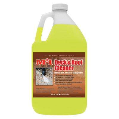 1 Gal. Deck and Roof Cleaner