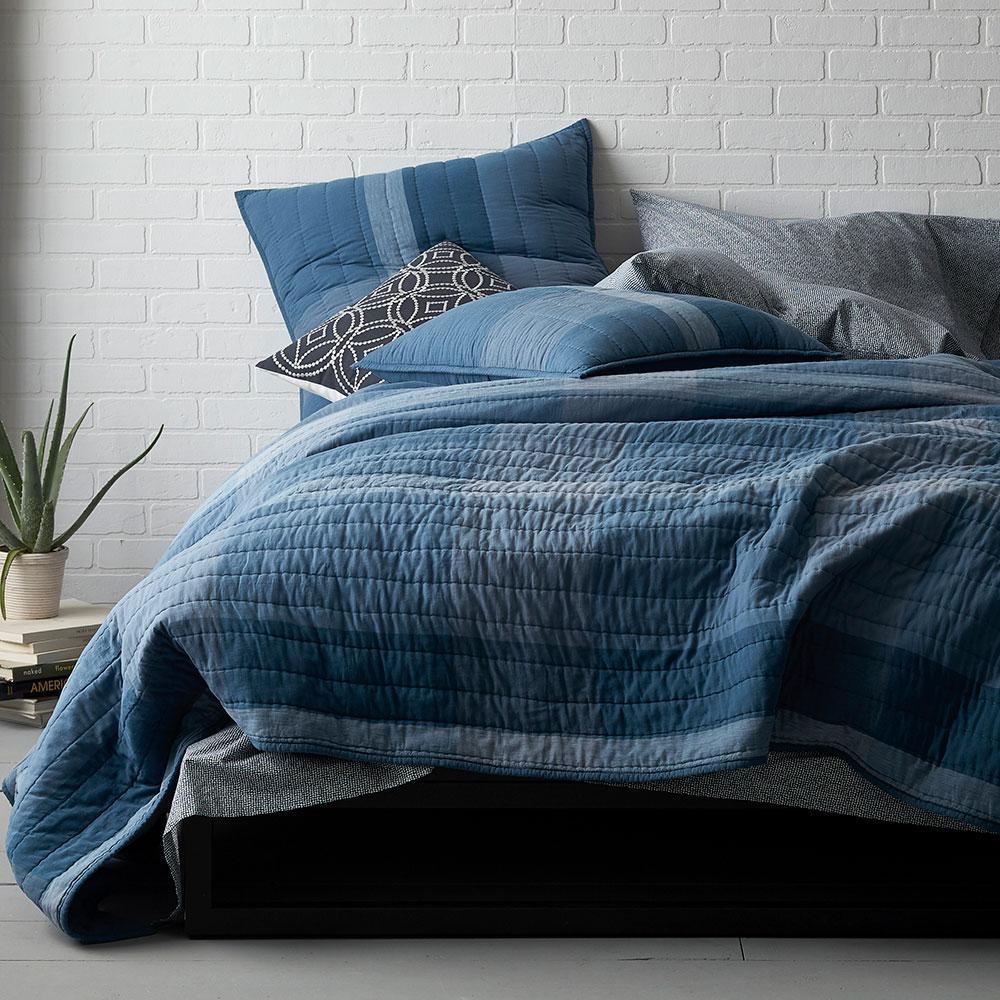 Midnight Blue Quilt
