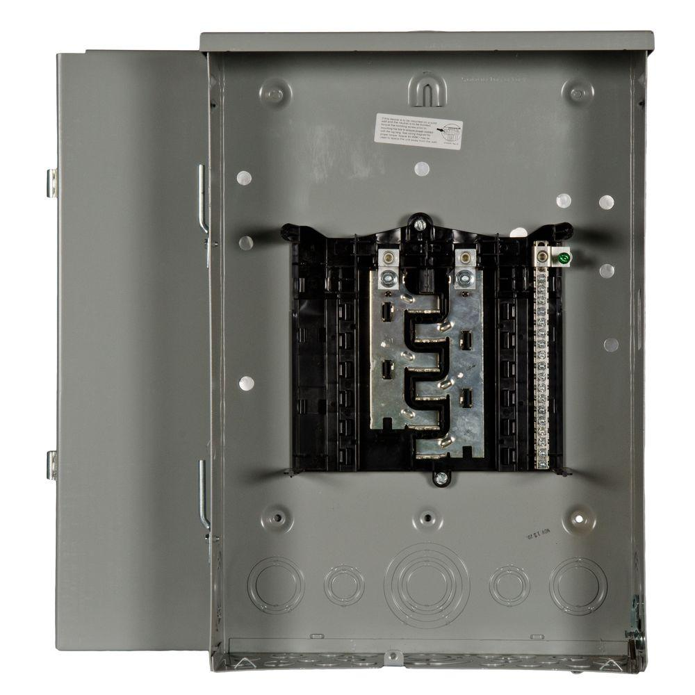 Eaton br 125 amp 16 space 24 circuit indoor main lug loadcenter es series 125 amp 12 space 24 circuit main lug outdoor load center keyboard keysfo Image collections