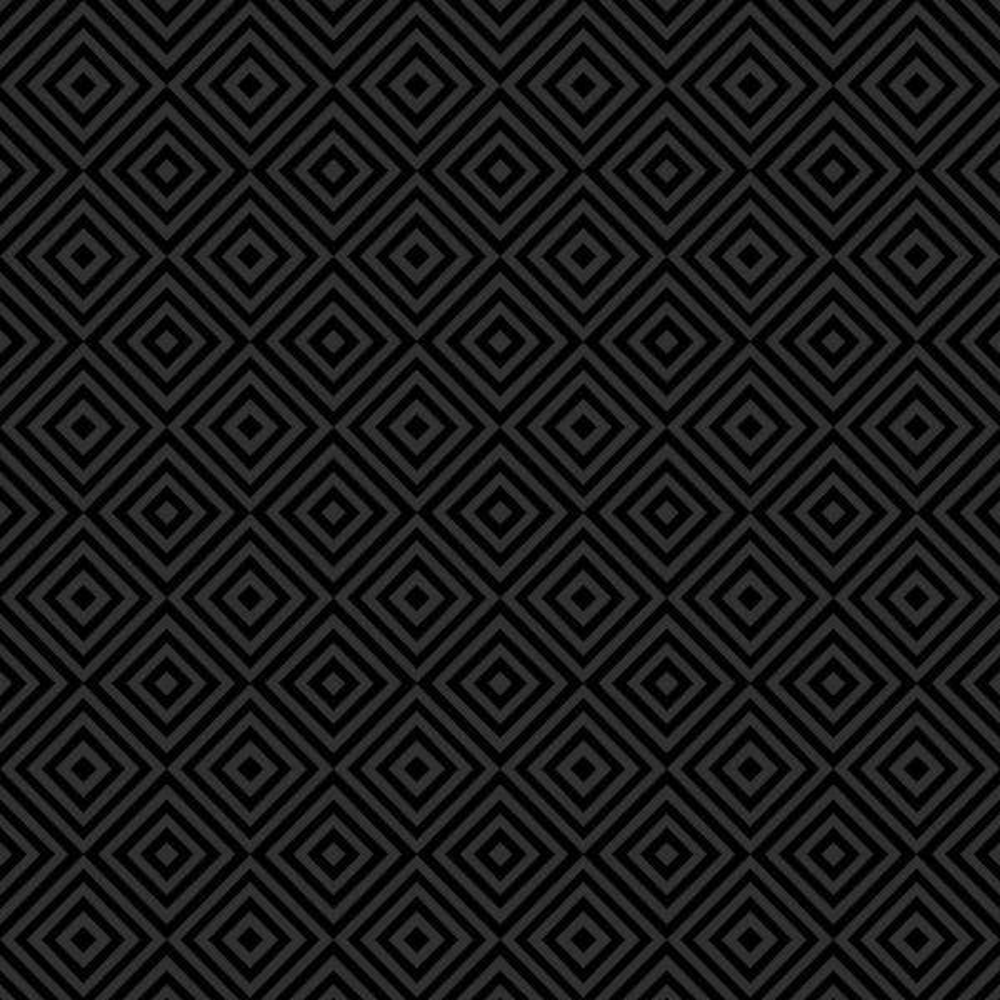 Beacon House Metropolitan Black Geometric Diamond Wallpaper