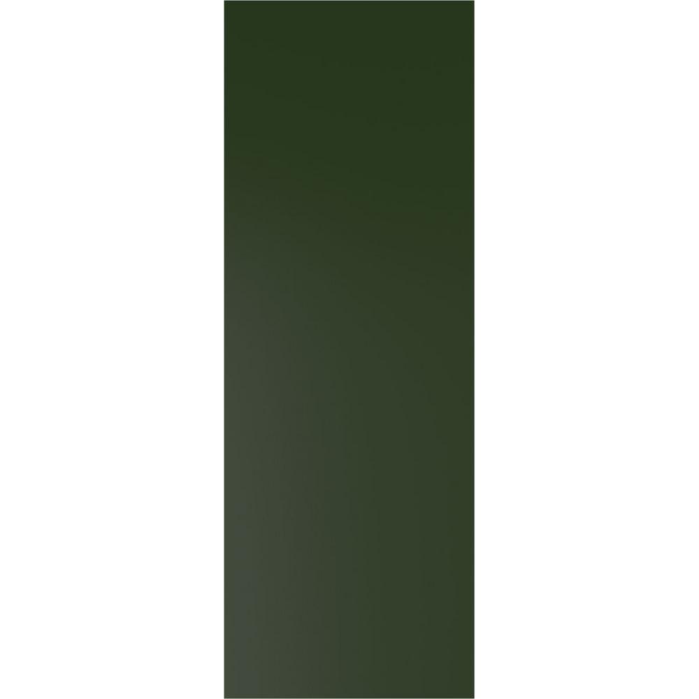 Ekena Millwork 21 1 2 X 33 True Fit Pvc Four Board Joined Board N Batten Shutters Viridian Green Per Pair 1573751 The Home Depot