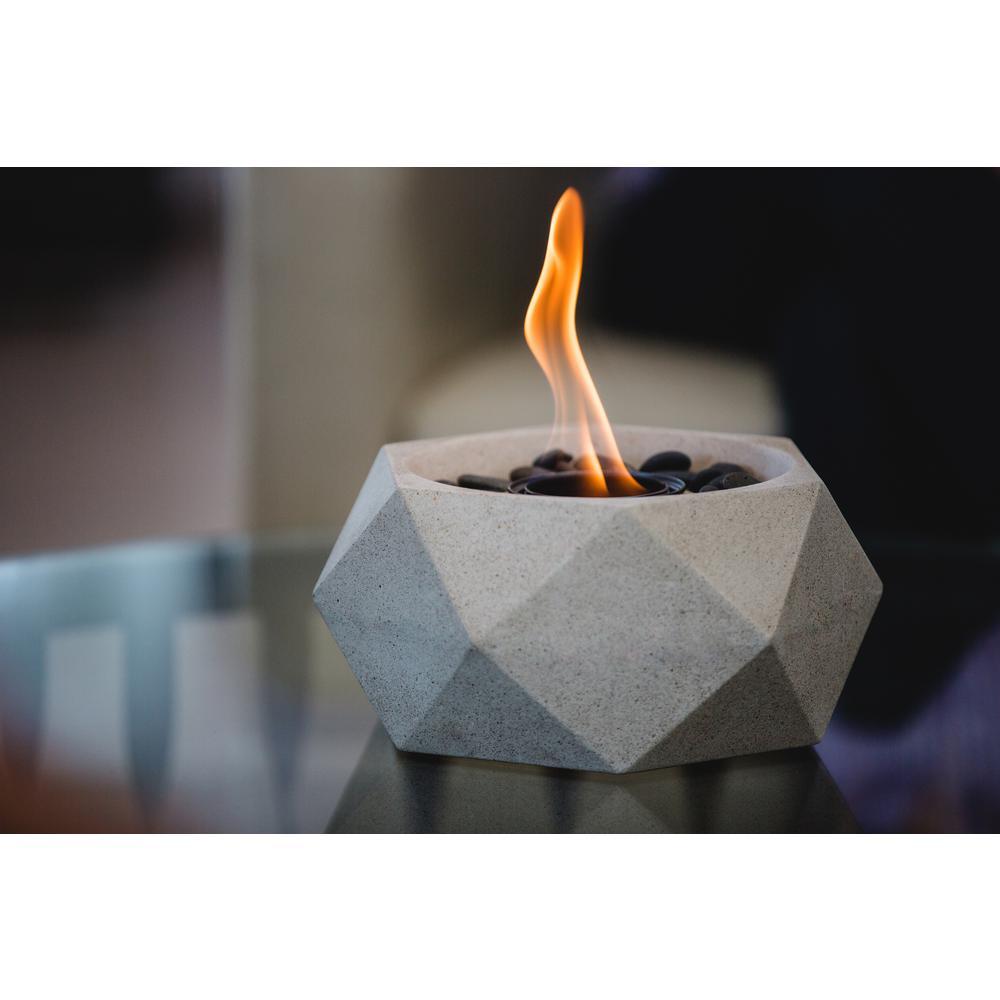 Geo Fire Bowl