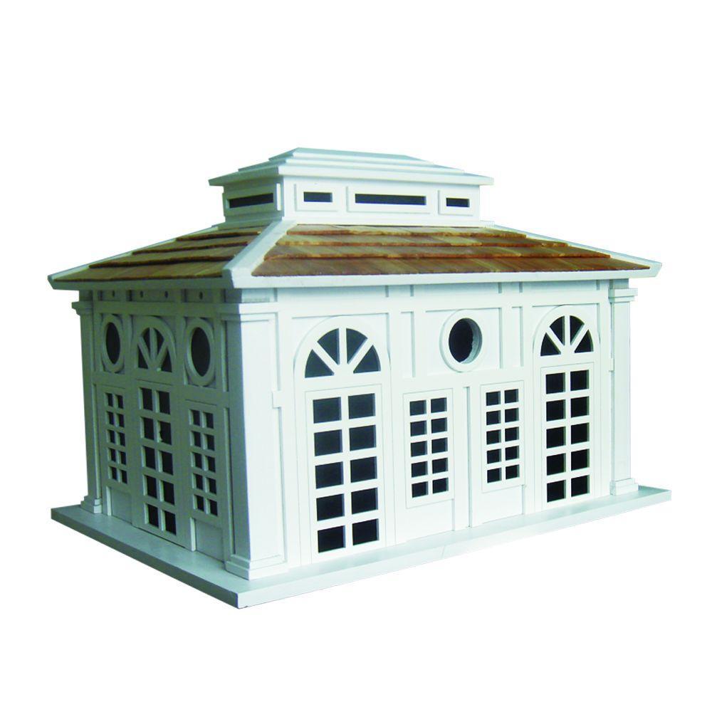 Garden Pavilion Birdhouse - Large