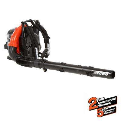 234 MPH 756 CFM 63.3cc Gas 2-Stroke Cycle Backpack Leaf Blower with Hip Throttle
