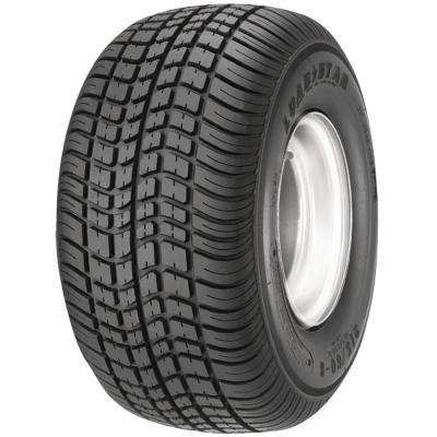 205/65-10 K399 BIAS 1100 lb. Load Capacity White 10 in. Wide Profile Tire and Wheel Rim Assembly