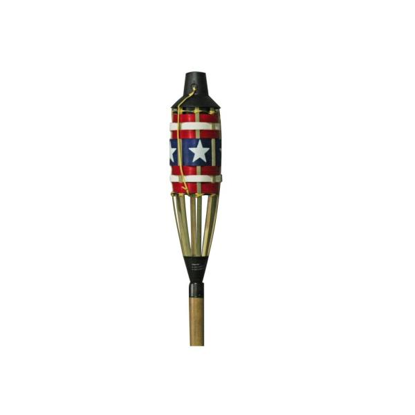 KD Patriotic Bamboo Torch (3-Pack)