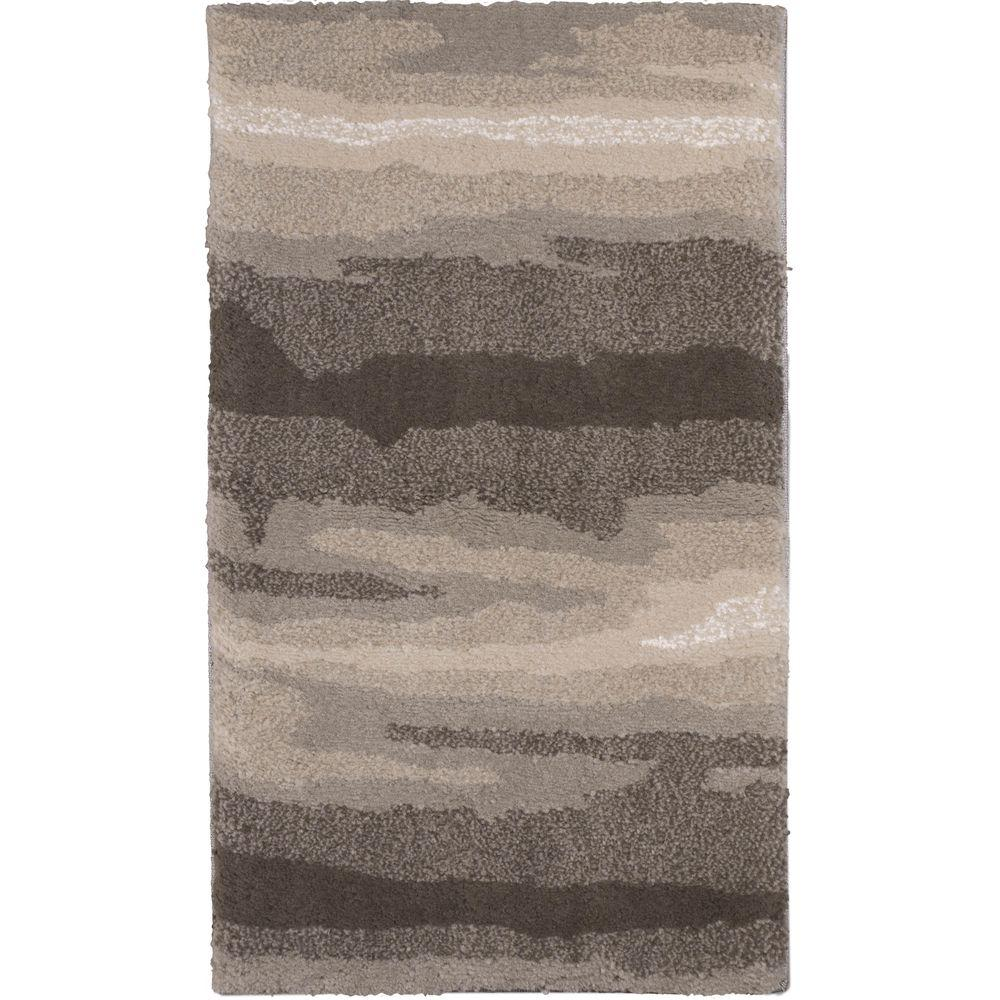 null Softtone Lambswool 1 ft. 11 in. x 3 ft. 3 in. Accent Rug