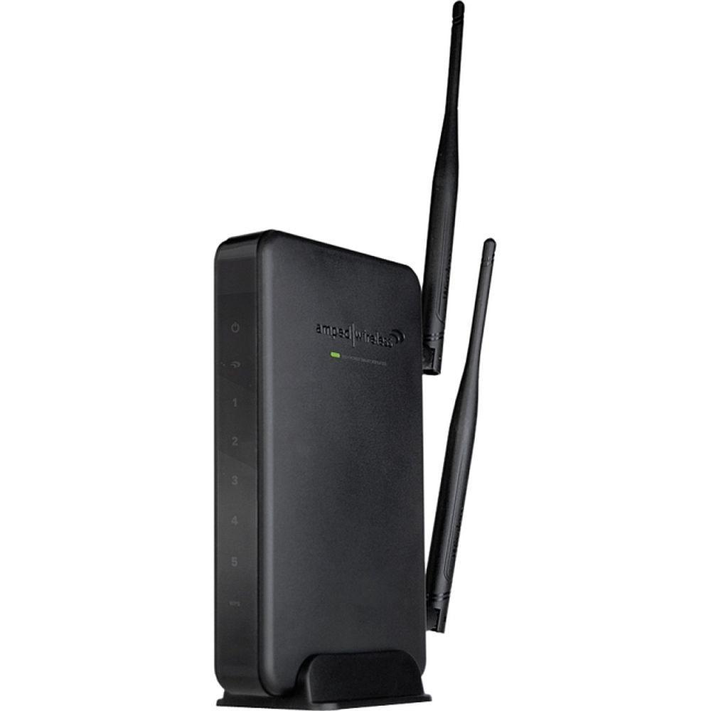 Amped Wireless High Power Wireless N 600mW Smart Repeater