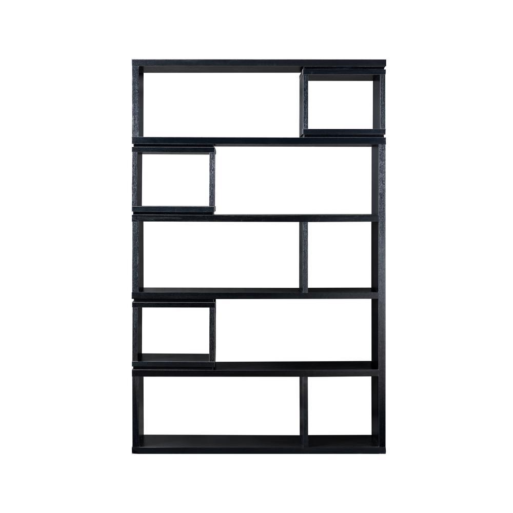Kylie Black 10-Shelf Bookcase