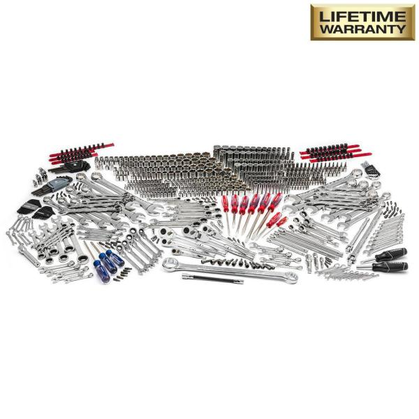 Husky Mechanics Tool Set (605-Piece)