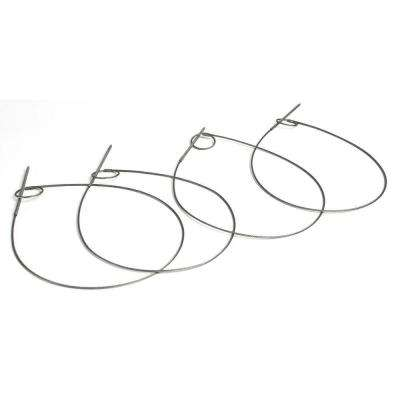 Flexible Extra Long Wire Skewers (Set of 4)