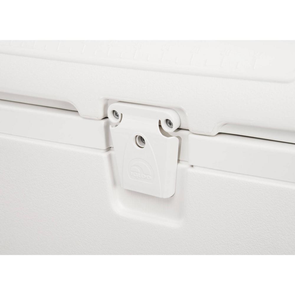 Igloo Polar Cooler 120-quart Blanc