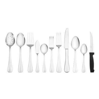 Simplicity 53-Piece Flatware Set