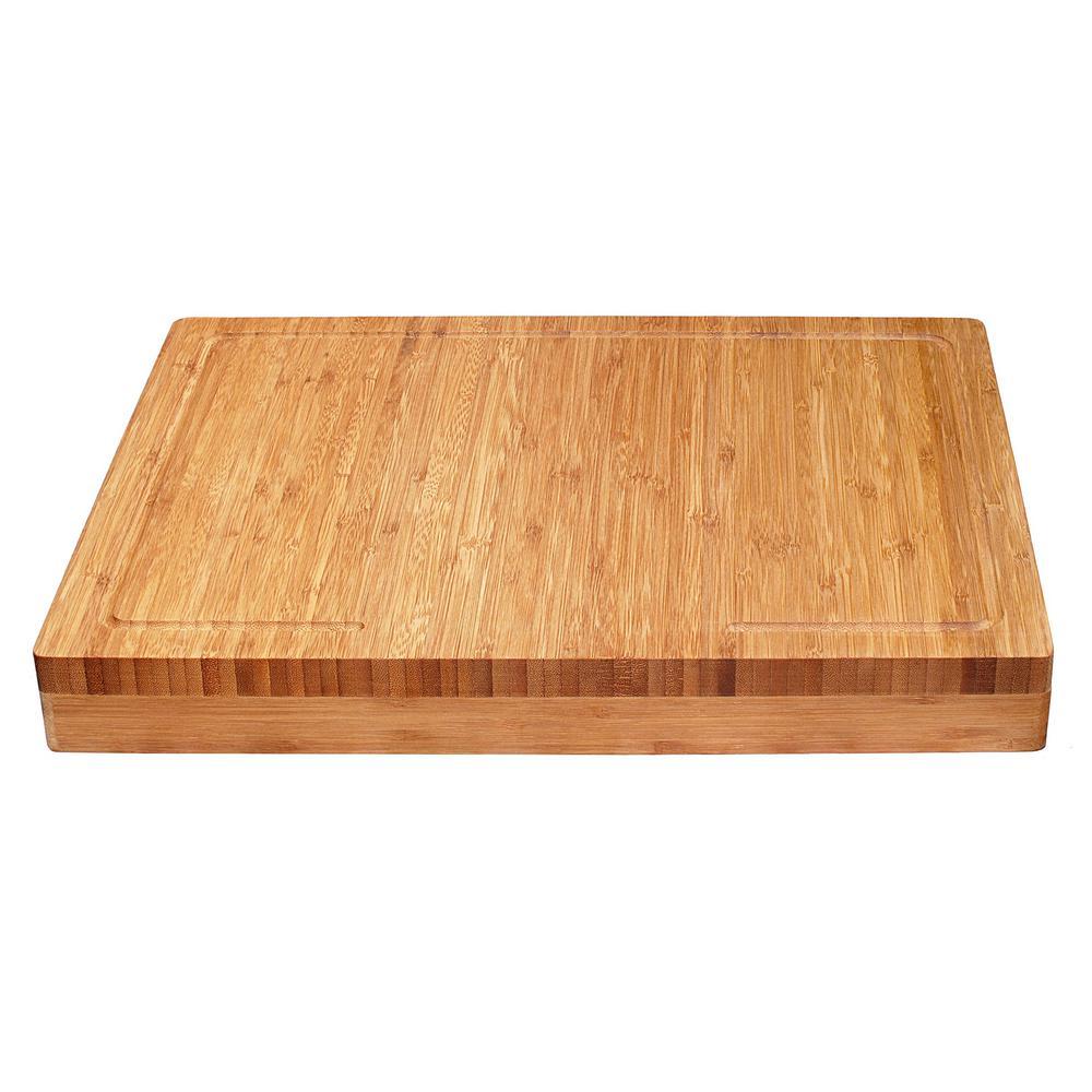 Lipper International Bamboo Cutting Board