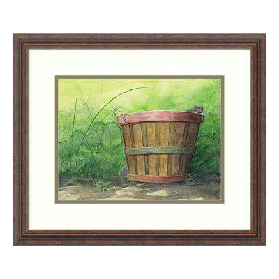 """The Basket"" by Charles Craig Framed Wall Art"