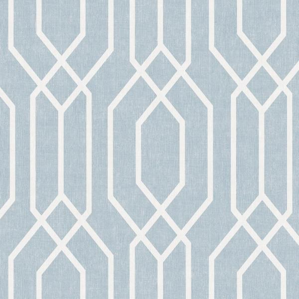 Arthouse New York Geo Teal Wallpaper 908209 The Home Depot