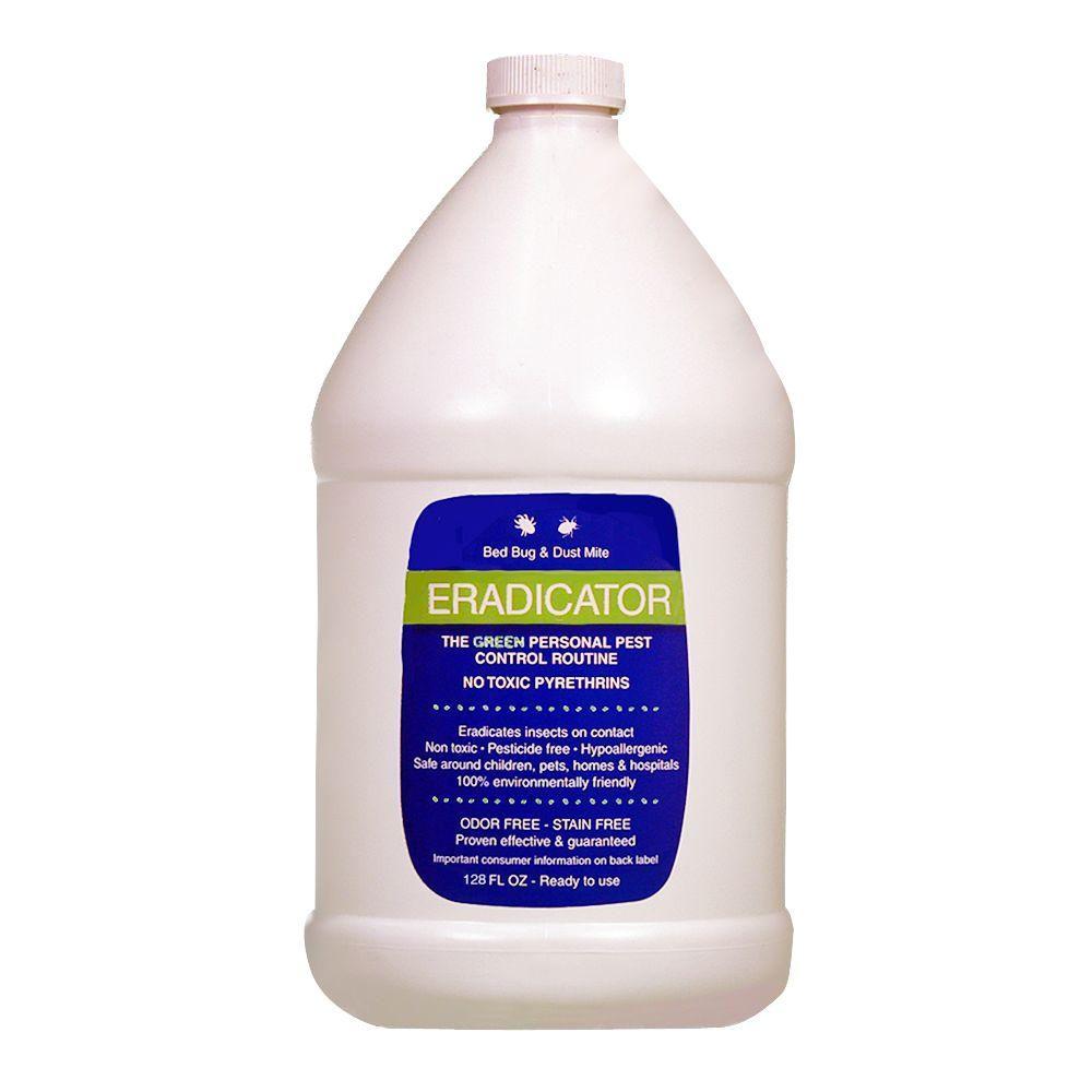 Eradicator 128 Oz Refill Rtu Natural Safe Bed Bug Dust Mite Killer