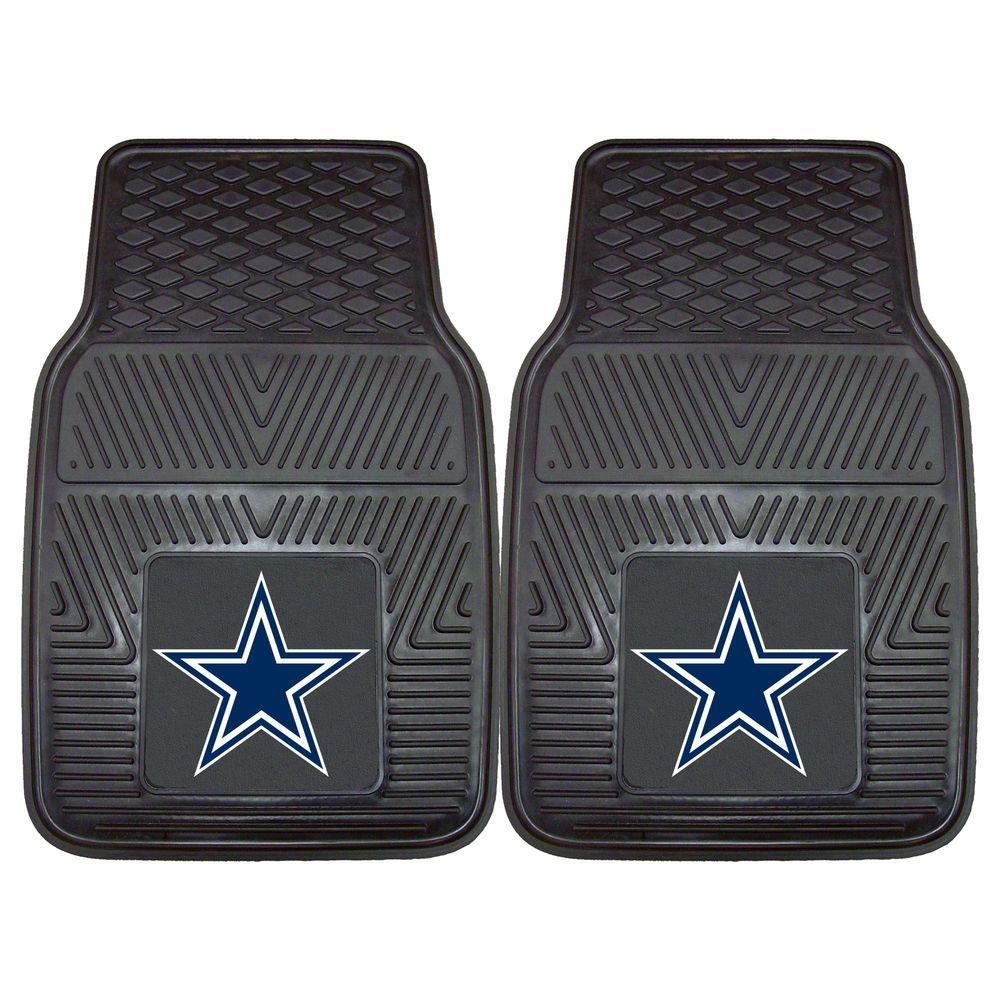 FANMATS NFL - Dallas Cowboys Heavy Duty 2-Piece 18 in. x 27 in ... 351f89052