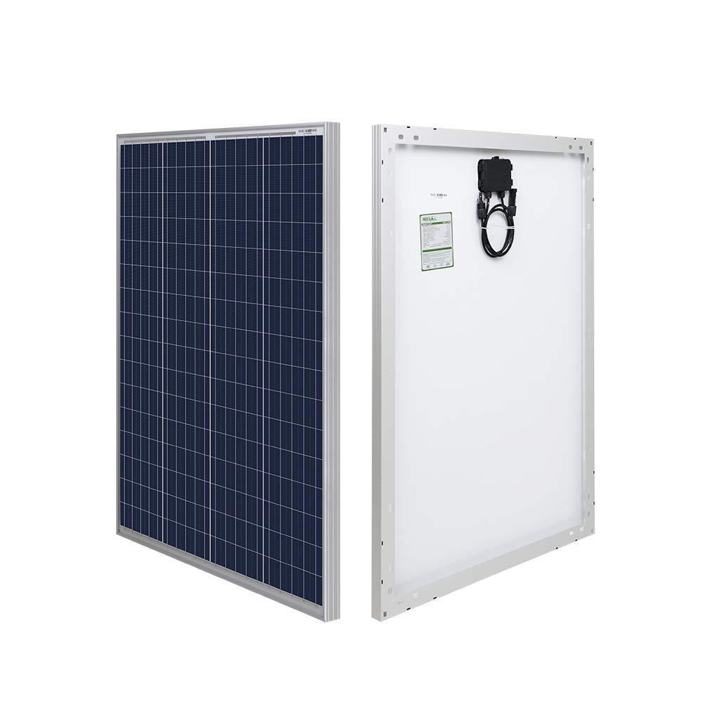 100-Watt 12-Volt Polycrystalline Solar Panel
